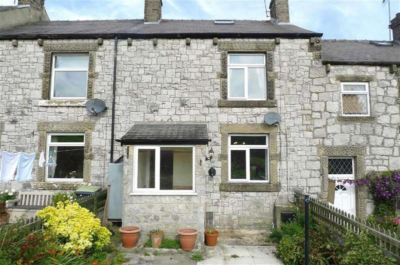2 Bedrooms Terraced House for rent in Springbank, Peak Dale, Derbyshire