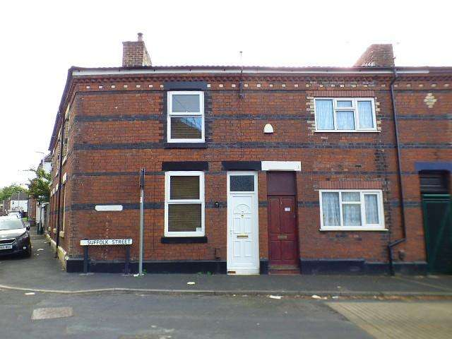 2 Bedrooms House for sale in Suffolk Street, Runcorn
