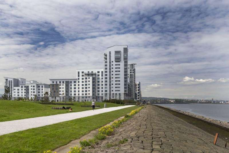 4 Bedrooms Penthouse Flat for sale in 11/18 Western Harbour Breakwater, Edinburgh, EH6 6PZ