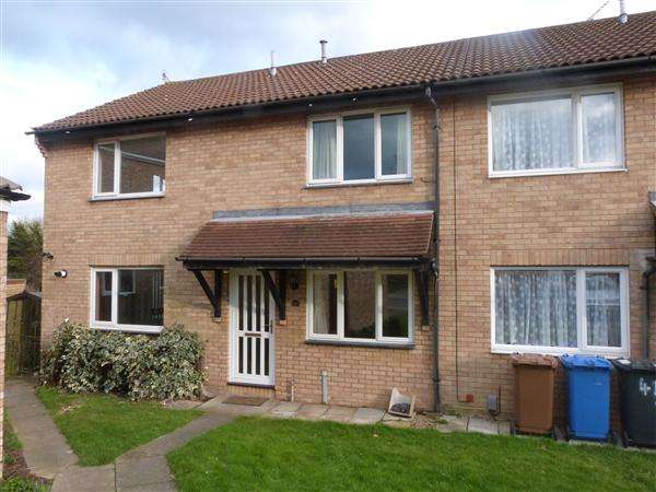 2 Bedrooms Terraced House for rent in Lavenham Road, Ipswich