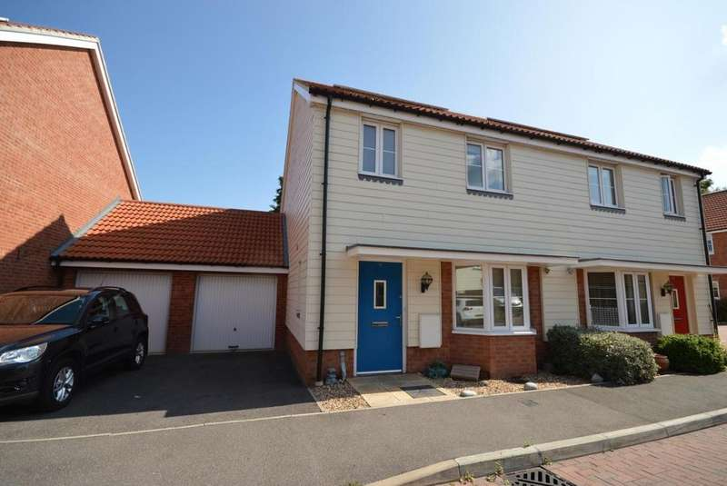 3 Bedrooms Semi Detached House for sale in Mellowes Road, Hornchurch, Essex, RM11