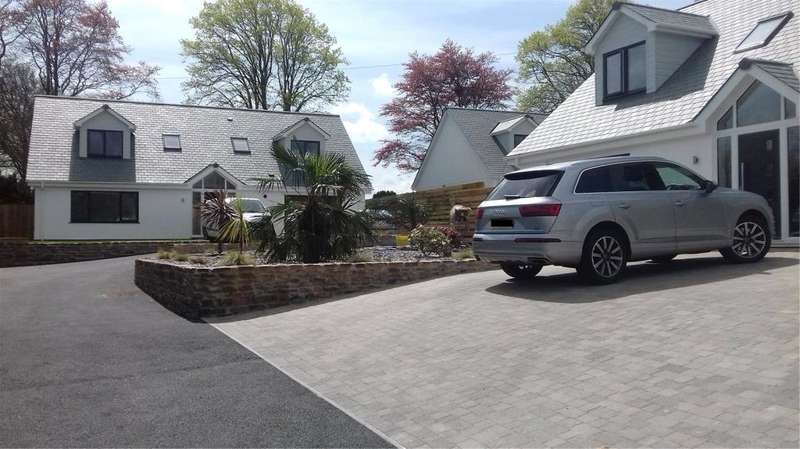 4 Bedrooms Detached House for sale in Alexandra Road, St. Austell, Cornwall