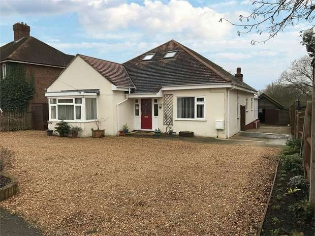 5 Bedrooms Detached Bungalow for sale in West Road, Gamlingay, Sandy, Cambridgeshire