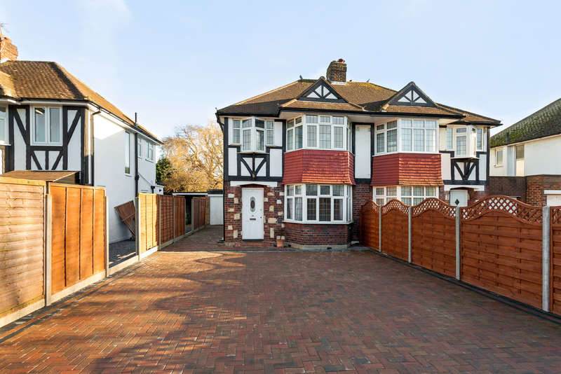 4 Bedrooms Semi Detached House for sale in Robin Hood Way, London, SW15