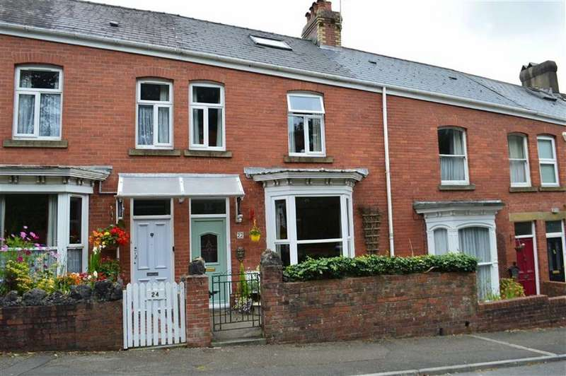 4 Bedrooms Terraced House for sale in Parc Wern Road, Swansea, SA2