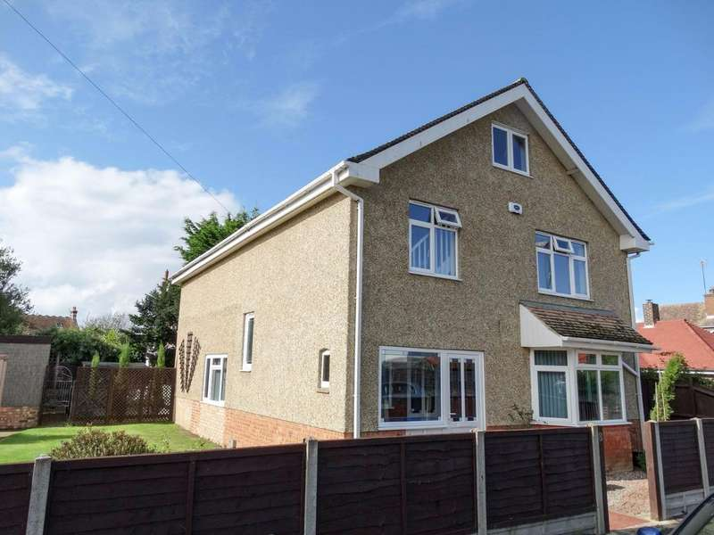 4 Bedrooms Detached House for sale in Normanton Avenue, Bognor Regis