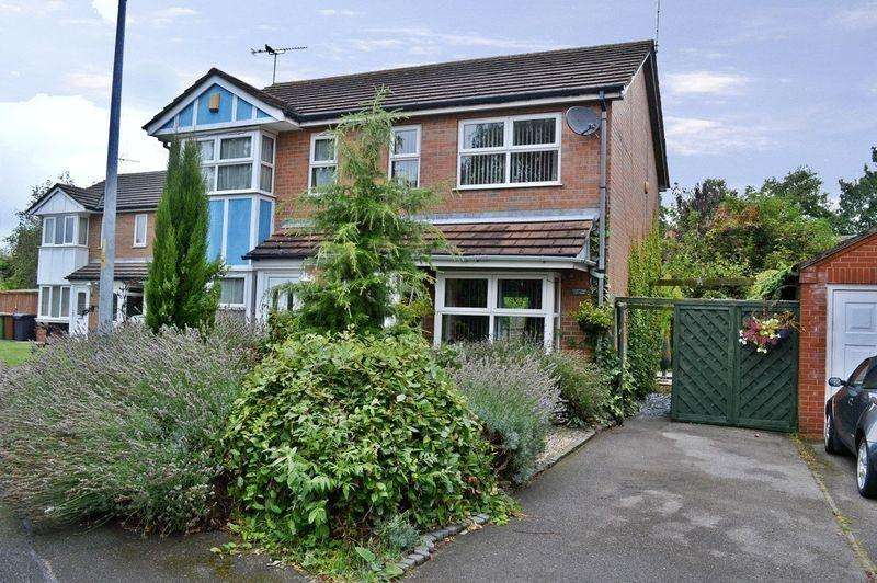 2 Bedrooms Semi Detached House for sale in Railway Park Close, Lincoln