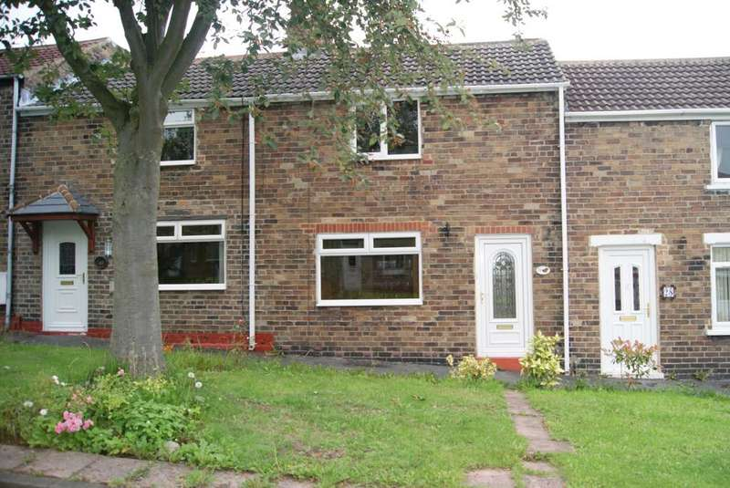2 Bedrooms Terraced House for sale in Boyne Street, Willington, DL15