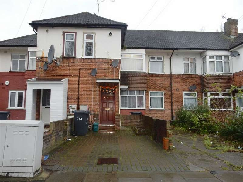 2 Bedrooms Maisonette Flat for sale in Livingstone Road, Southall, Middlesex