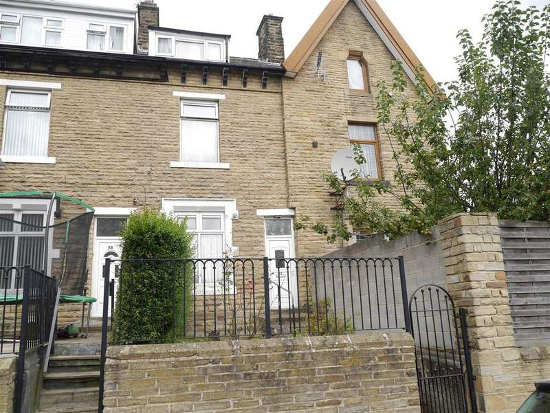 4 Bedrooms Terraced House for sale in Victor Road, Bradford