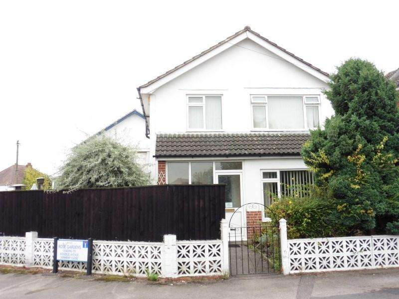 3 Bedrooms Detached House for sale in Malvern Road, Moordown, Bournemouth