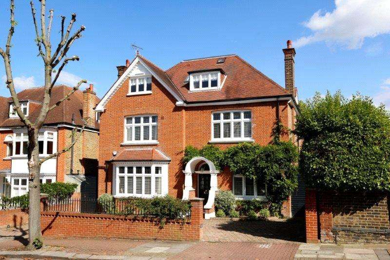 8 Bedrooms Detached House for sale in St. Simon's Avenue, London, SW15