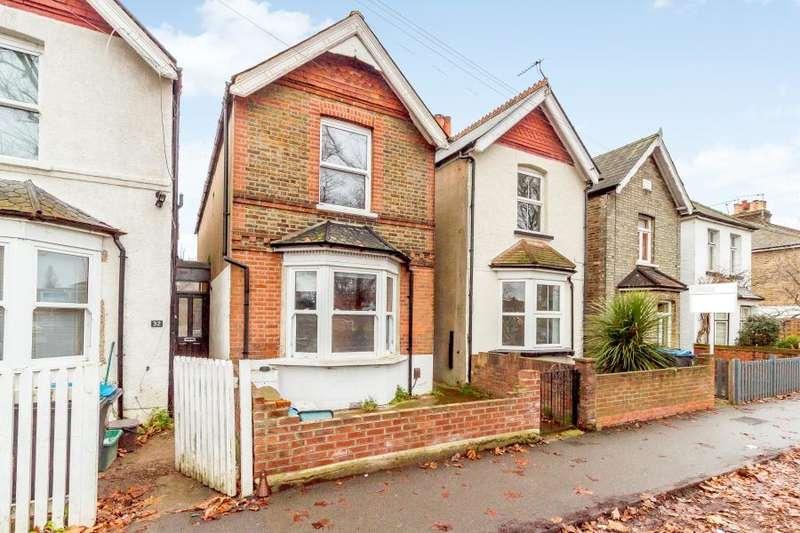 3 Bedrooms Detached House for sale in Elm Road, Kingston upon Thames KT2