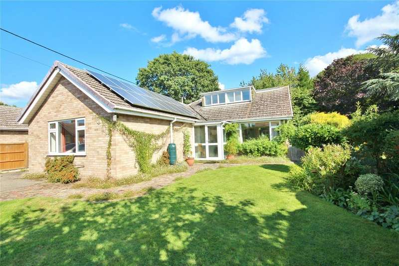 4 Bedrooms Detached Bungalow for sale in Nurses Lane, Skellingthorpe, LN6
