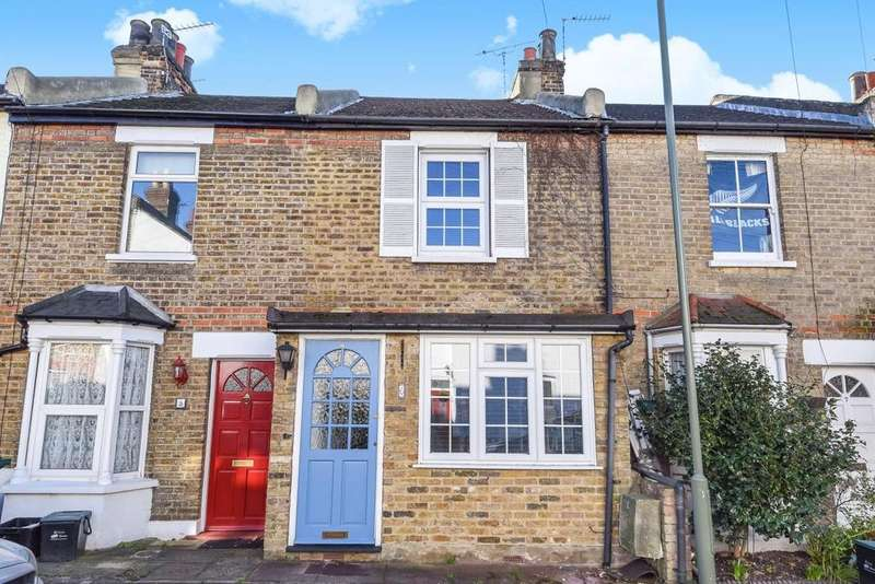 2 Bedrooms Terraced House for sale in Gowland Place, Beckenham