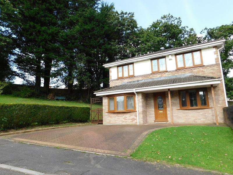 5 Bedrooms Detached House for sale in Bryn Derwen , Pontardawe, Swansea.