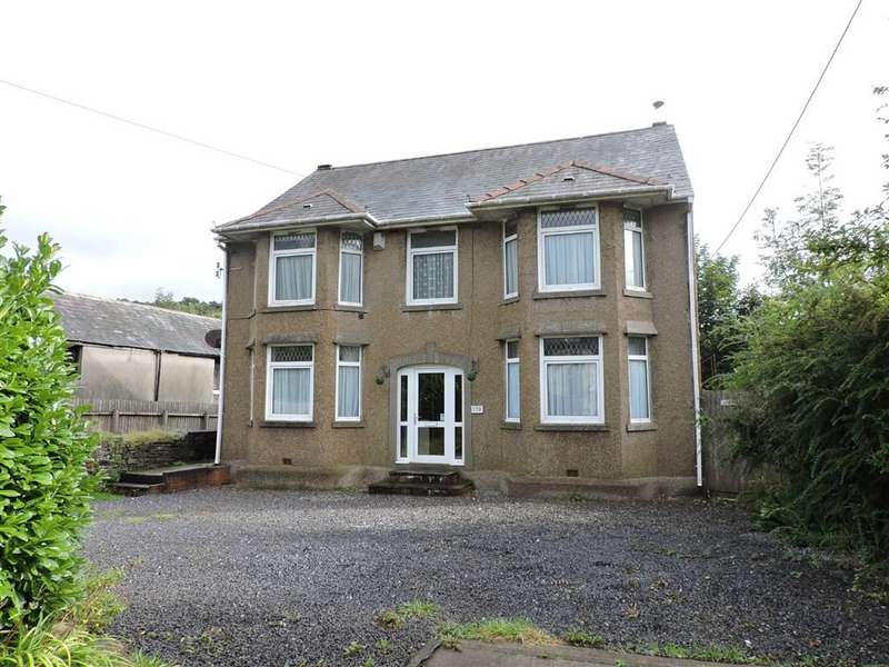 5 Bedrooms Detached House for sale in Ynysmeudwy Road, Pontardawe