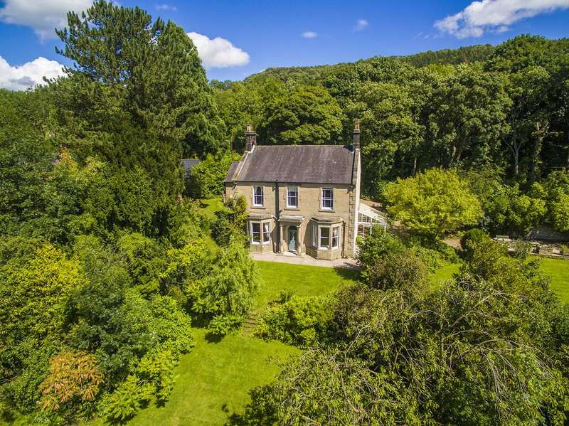 6 Bedrooms Detached House for sale in Brook House, Mesne Lane, Bakewell