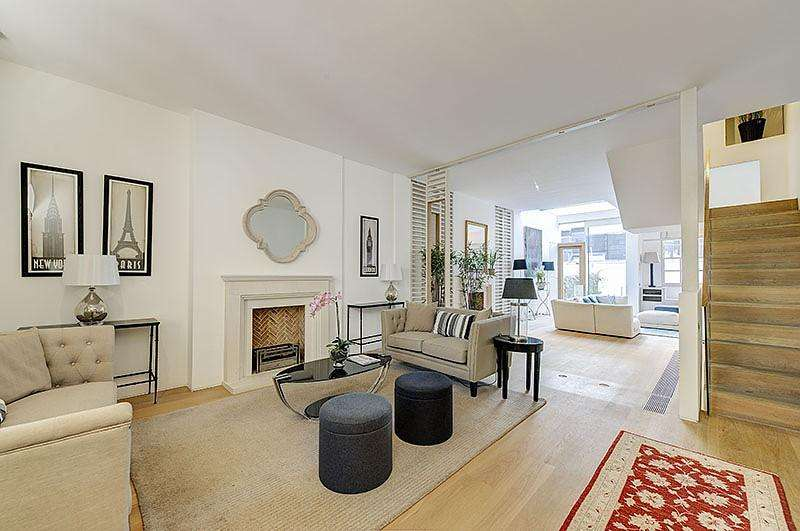 4 Bedrooms House for rent in Redcliffe Road, Chelsea, London, SW10