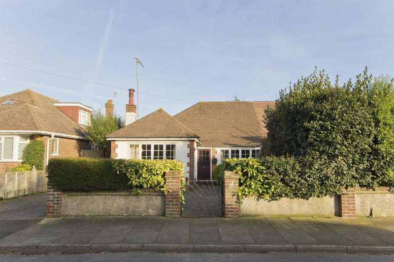 3 Bedrooms Semi Detached Bungalow for sale in Shoreham