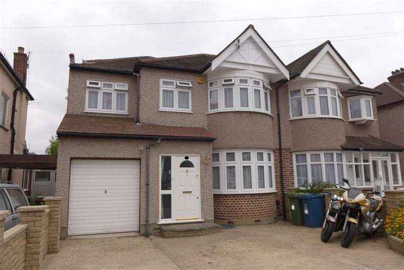 5 Bedrooms Semi Detached House for sale in Formby Avenue, Stanmore, Middlesex
