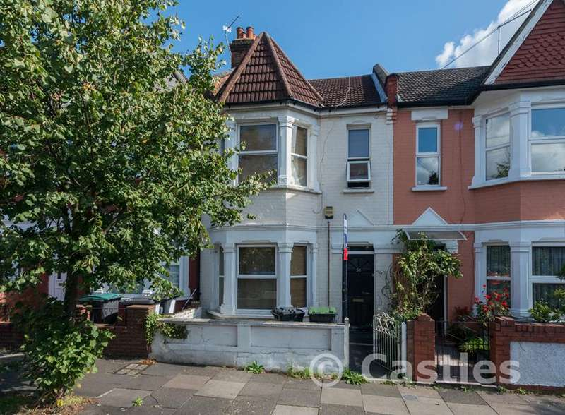 3 Bedrooms Terraced House for sale in  Dunbar Road, London, N22