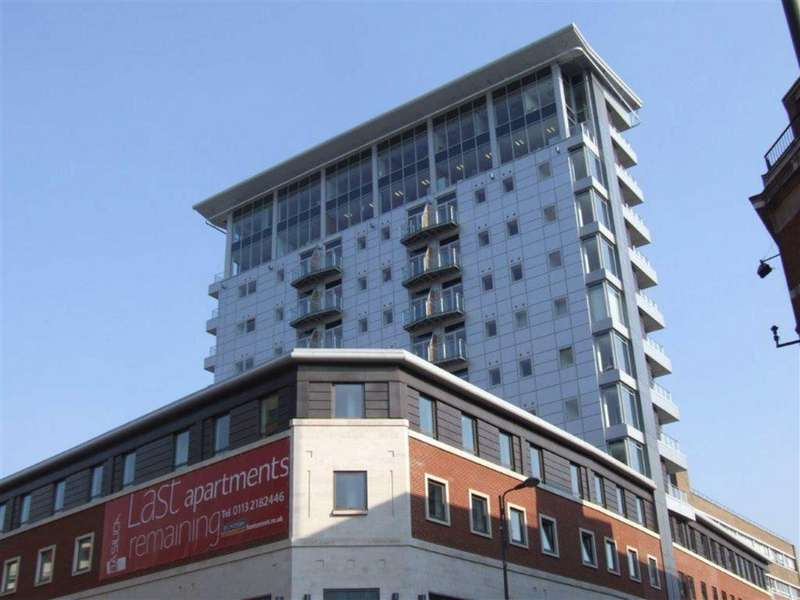 2 Bedrooms Apartment Flat for sale in Basilica, 2 King Charles Street, Leeds, LS1