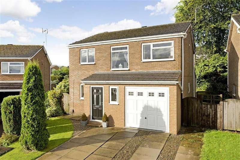 4 Bedrooms Detached House for sale in Hookstone Close, Harrogate, North Yorkshire