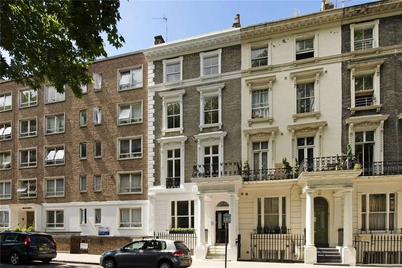 9 Bedrooms Terraced House for sale in Queensborough Terrace, Bayswater, London