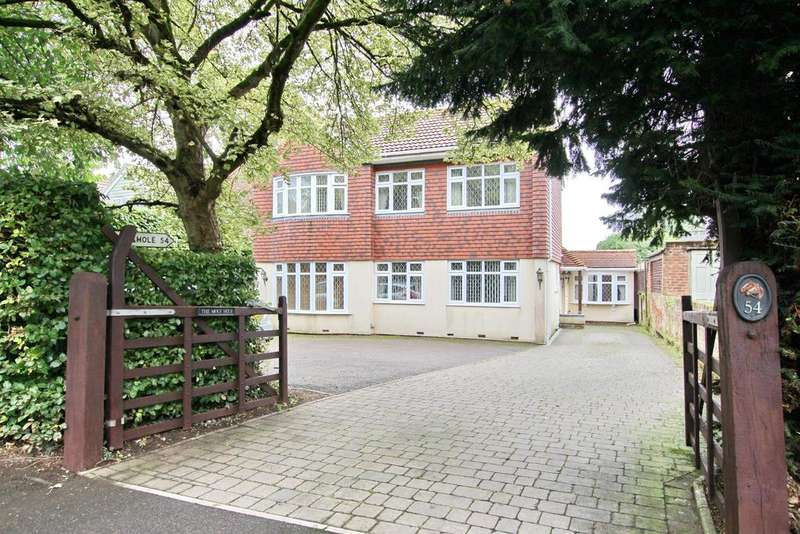 4 Bedrooms Detached House for sale in MILL ROAD, DENMEAD