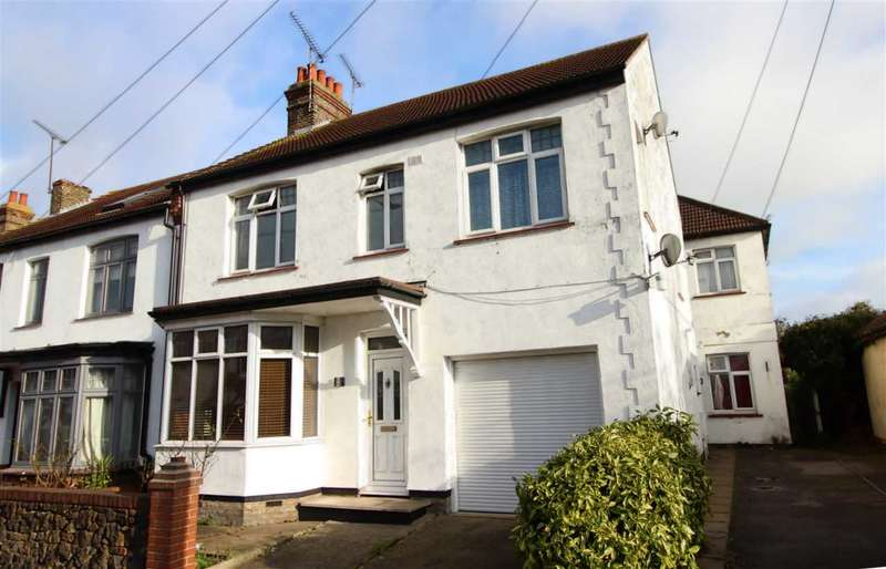 1 Bedroom Apartment Flat for sale in Nelson Road, Leigh on Sea