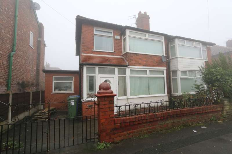 3 Bedrooms Semi Detached House for sale in Palm Street, Droylsden, Manchester, M43