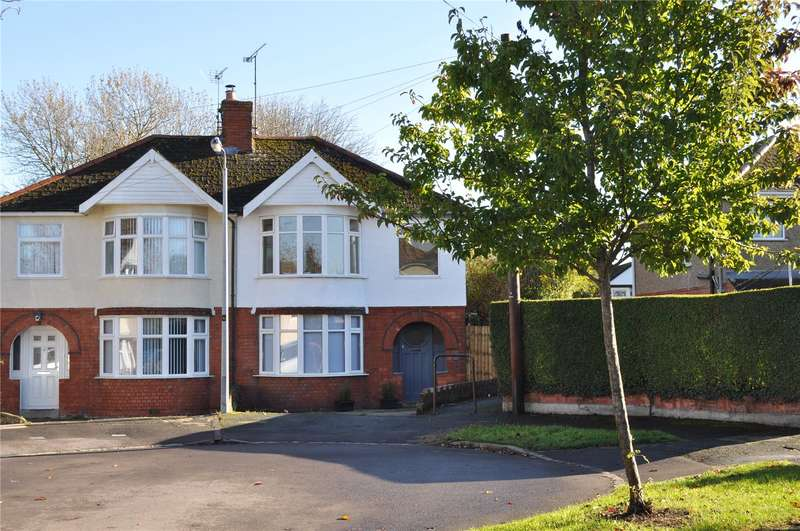 3 Bedrooms Semi Detached House for sale in Harvey Grove, Swindon, Wiltshire, SN2