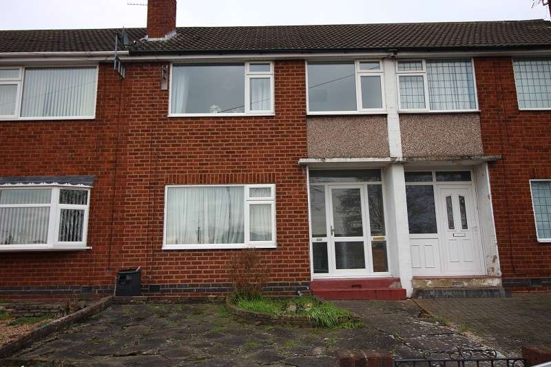 3 Bedrooms Terraced House for sale in London Road, Toll Bar End, Coventry, CV3 4ET