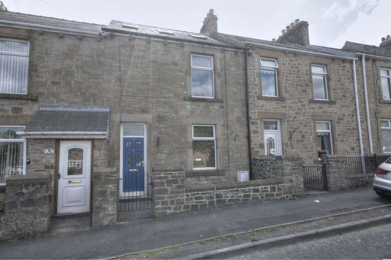 3 Bedrooms Property for sale in Park Terrace, Castleside, Consett, DH8