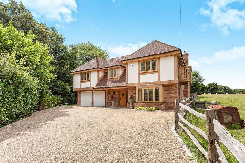 5 Bedrooms Detached House for sale in Maypole Road, Ashurst Wood, East Grinstead, RH19