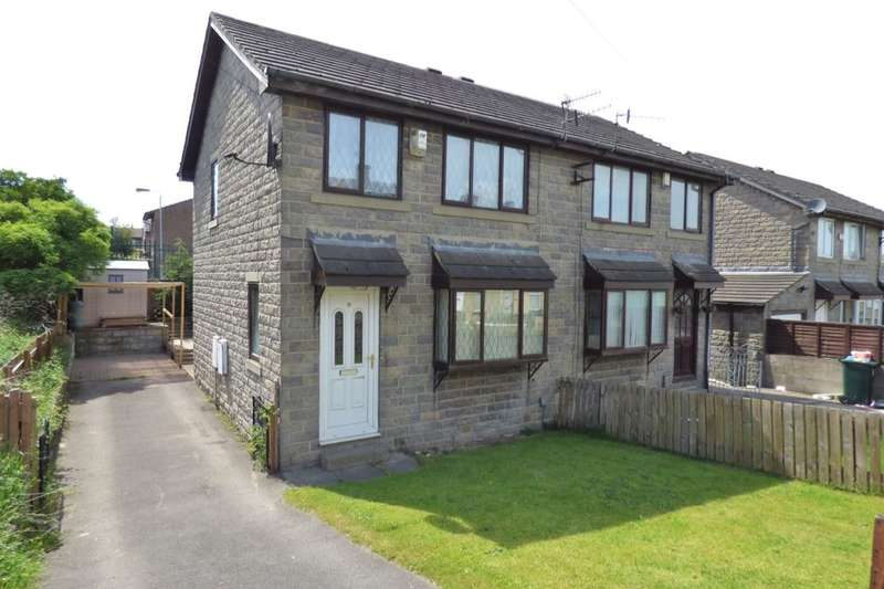 3 Bedrooms Semi Detached House for sale in Irwell Street, Bradford, BD4