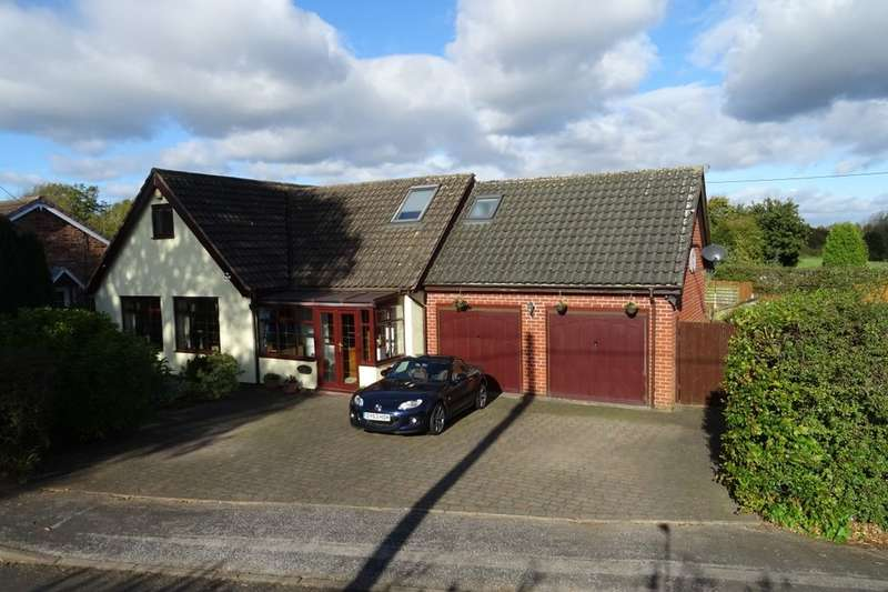 4 Bedrooms Detached House for sale in Middle Lane, Kingsley, Frodsham, WA6