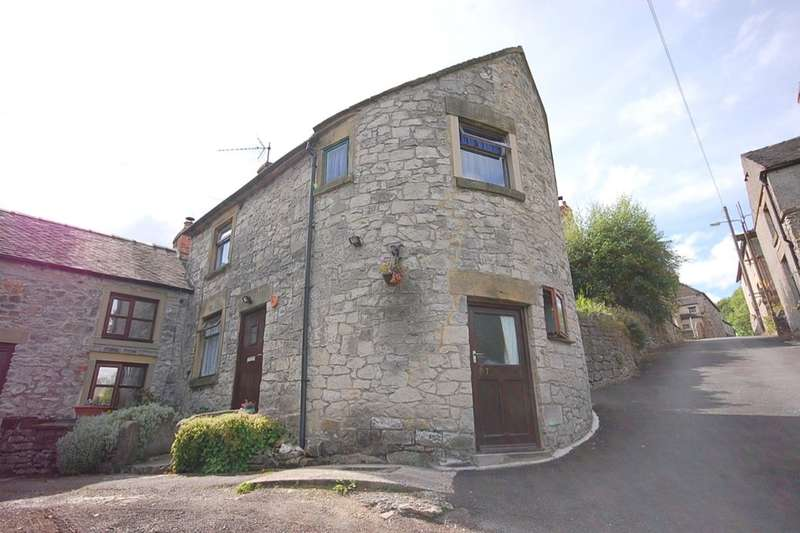 2 Bedrooms Semi Detached House for sale in Greenhill, Wirksworth, Matlock, DE4