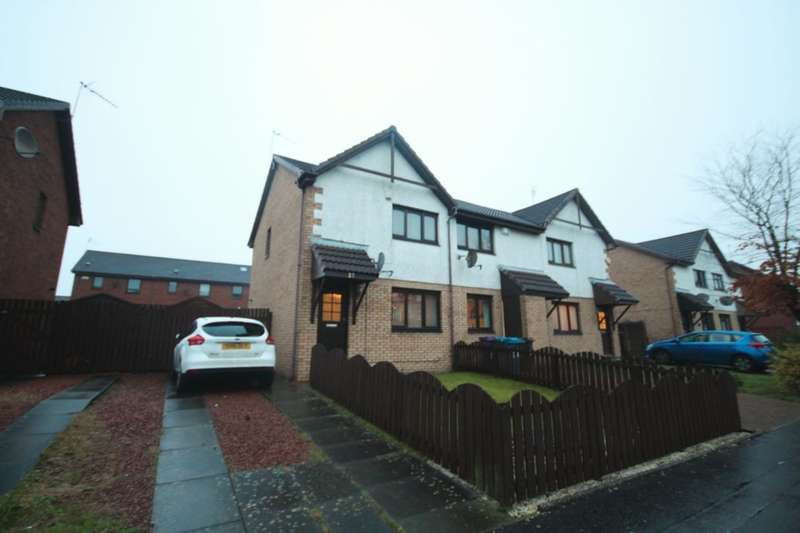 2 Bedrooms Property for sale in Mellerstain Drive, Glasgow, G14