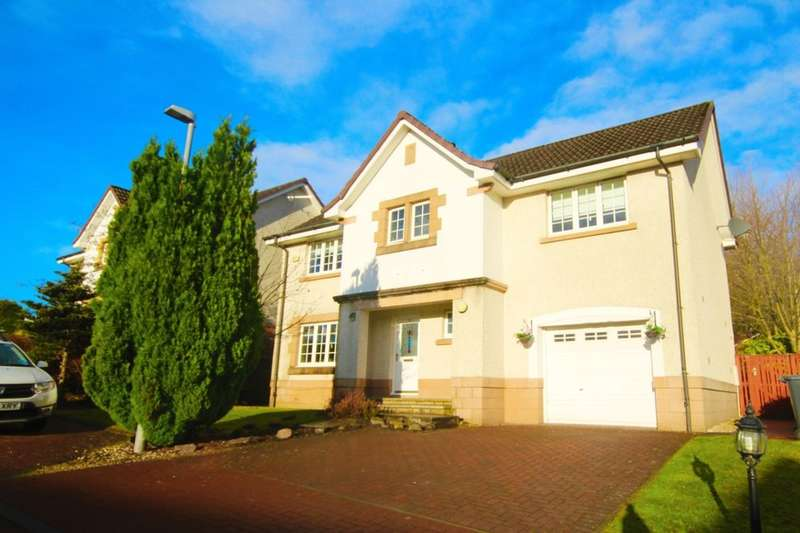 4 Bedrooms Detached House for sale in Balmoral Drive, Bishopton, PA7