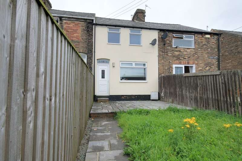 2 Bedrooms Property for sale in Elliot Street, Sacriston, Durham, DH7