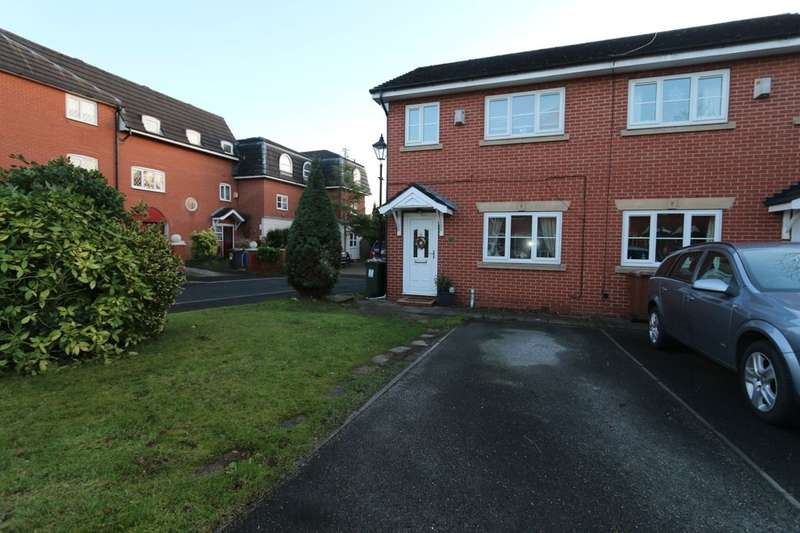 3 Bedrooms Property for rent in Danebank Mews, Denton, Manchester, M34