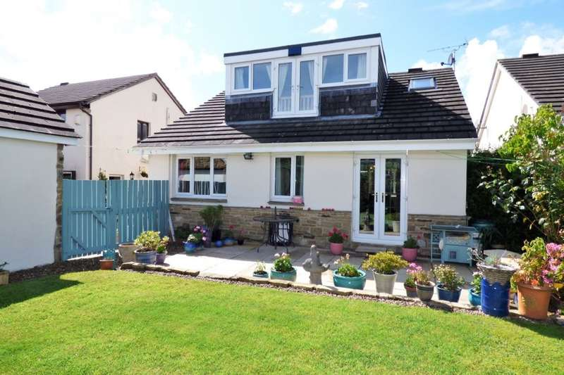 4 Bedrooms Detached House for sale in Heatherside, Baildon, Shipley, BD17