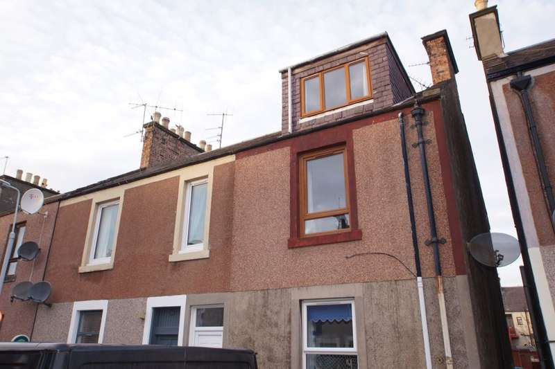 2 Bedrooms Flat for rent in Gladstone Street, Leven, KY8