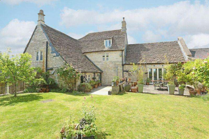 4 Bedrooms Detached House for sale in The Street, Yatton Keynell