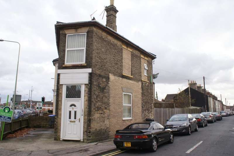 2 Bedrooms Property for sale in St. Peters Street, Lowestoft, NR32