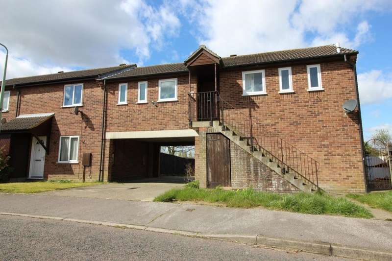 Flat for sale in Harebell Way, Lowestoft, NR33