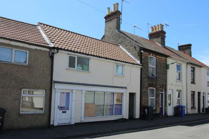 1 Bedroom Property for sale in Norwich Road, Lowestoft, NR32