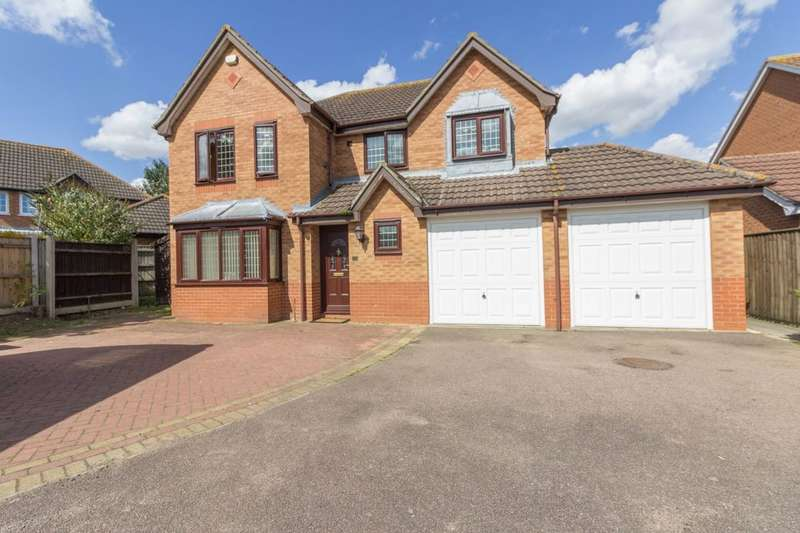 4 Bedrooms Detached House for sale in Deepdale, Carlton Colville, Lowestoft, NR33